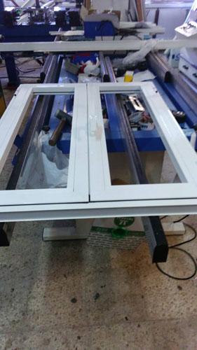 Montaje ventanas de aluminio