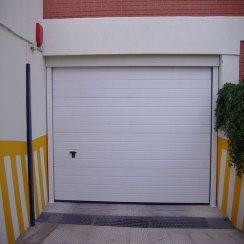 Puertas de garaje en Reus