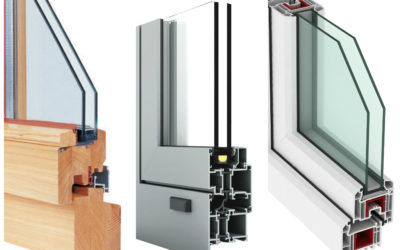 ¿Porque elegir aluminio y no madera o PVC?