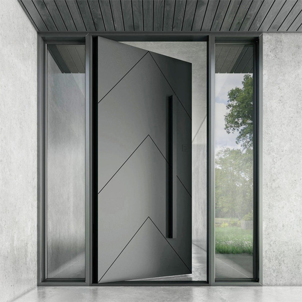 puertas exteriores de aluminio en Tarragona